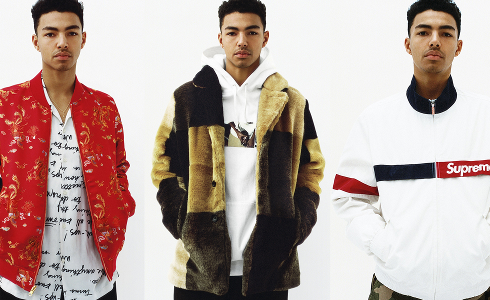 Supreme Spring/Summer 2015 Collection