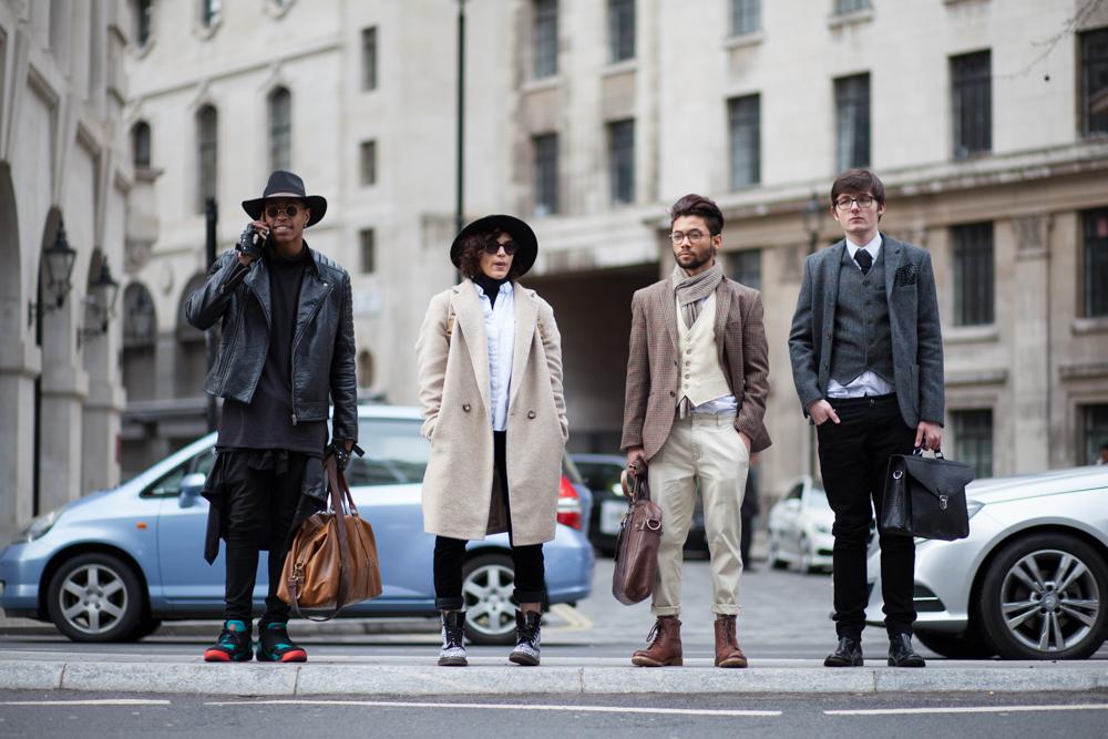 Street Style Shots: London Fashion Week Day 2