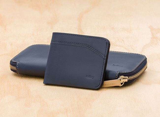 "Bellroy Launches ""Carry Out"" Wallet"