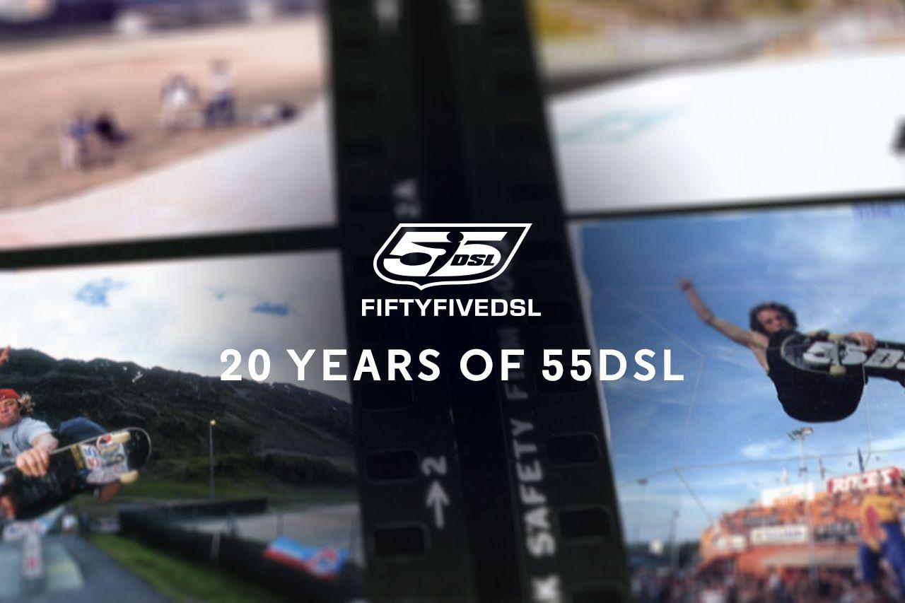 55DSL Celebrates their 20th Birthday