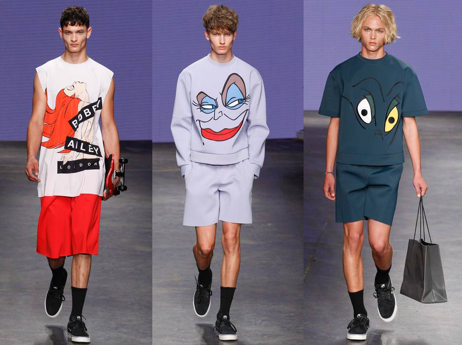 Off The Runway: Shop BOBBY ABLEY SS15 Jumpers