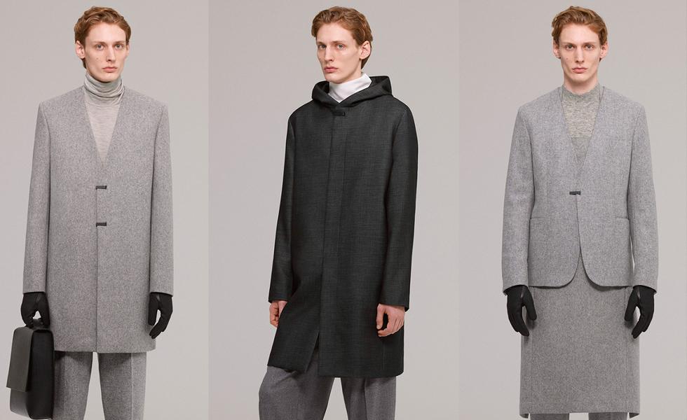 COS Autumn/Winter 2015 Men's Lookbook