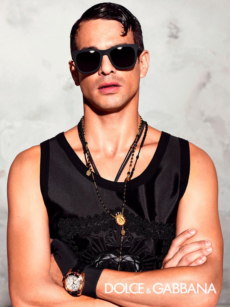 Dolce & Gabbana SS15 Eyewear Campaign