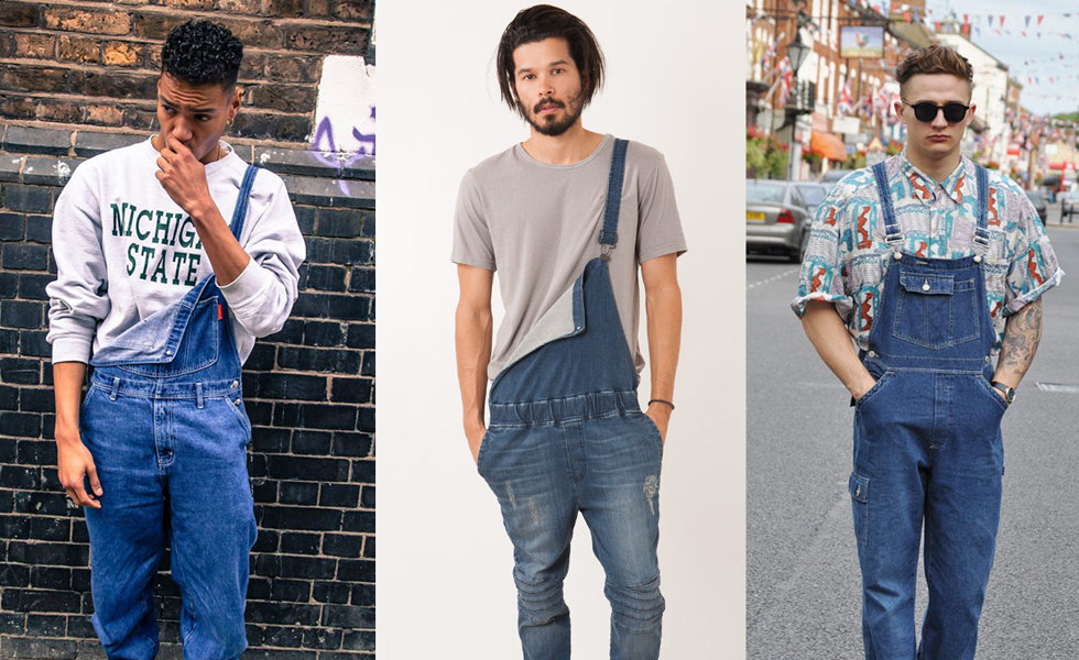 Trend Watch: Dungarees Return For Spring/Summer 2015
