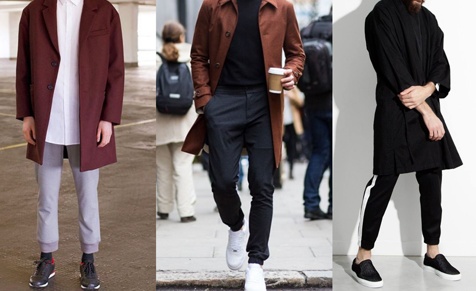 PAUSE Trend: How To Dress Joggers