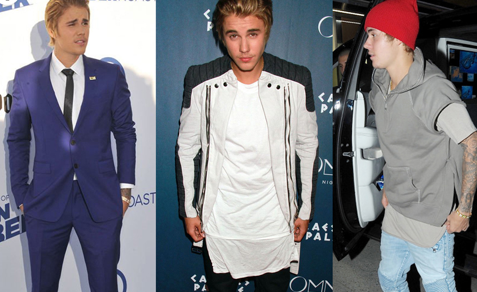 Celebrity Style: Justin Bieber Celebrates Birthday Week in Style