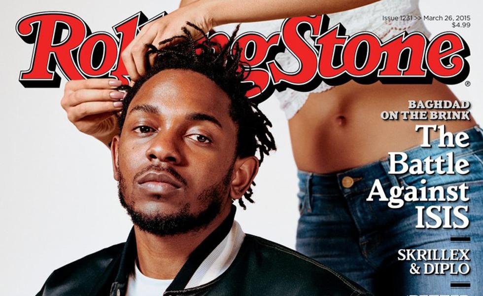 Kendrick Lamar Covers Rolling Stone Magazine