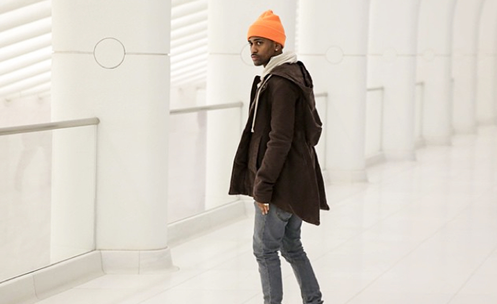Spotted: Big Sean in Adidas Yeezy Boost Sneakers