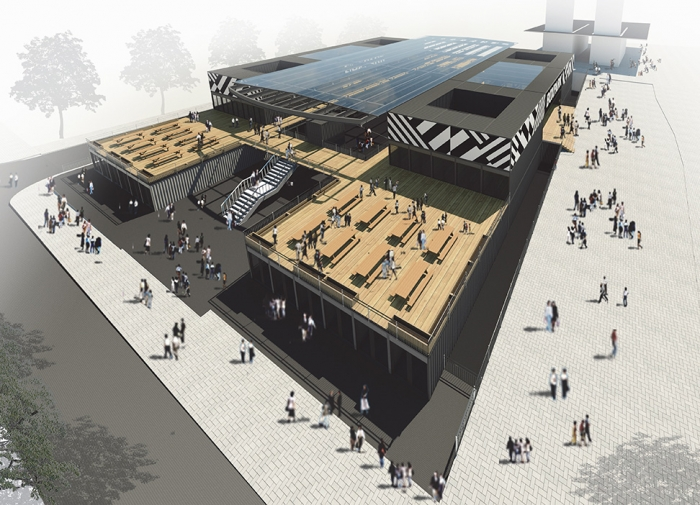 BOXPARK To Launch Croydon in 2016