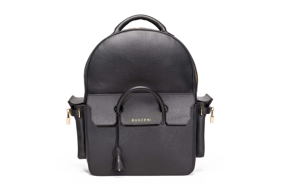 """Buscemi Introduces """"PHD"""" SS15 Backpacks"""