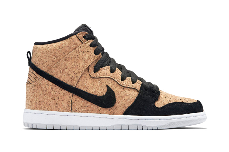 "Nike SB Dunk High ""Cork"" Launches"