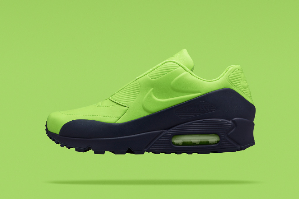 The Full NikeLab x Sacai Air Max 90 Collaboration