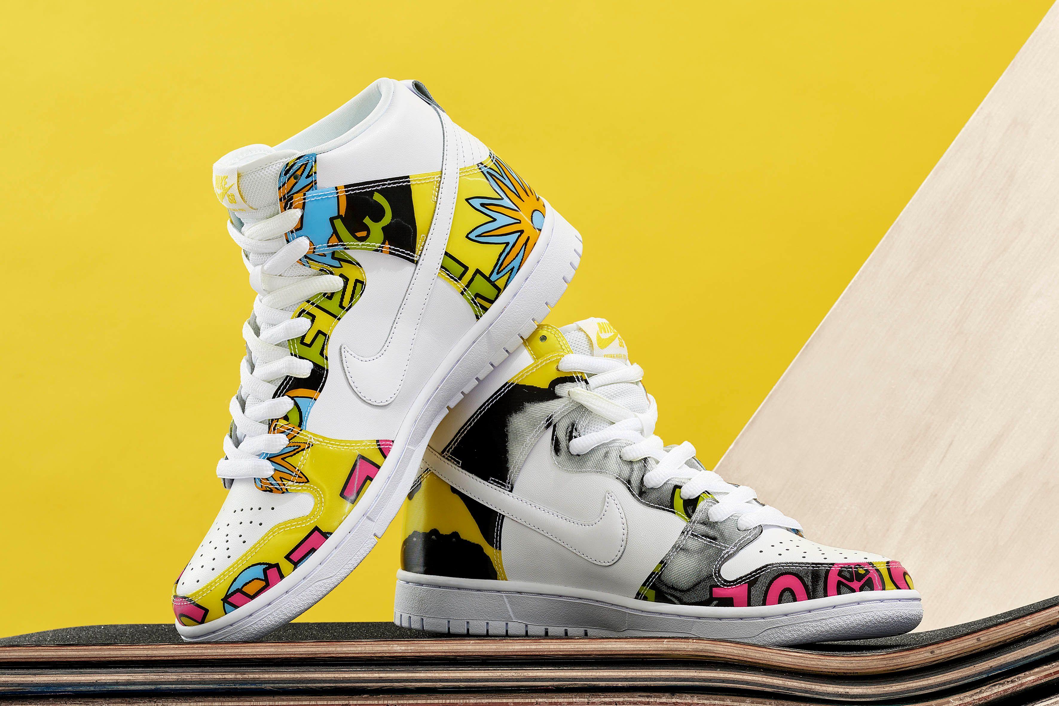 Nike SB x De La Soul Launches