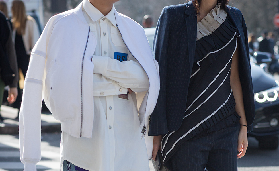Street Style Shots: Paris Fashion Week Day 6
