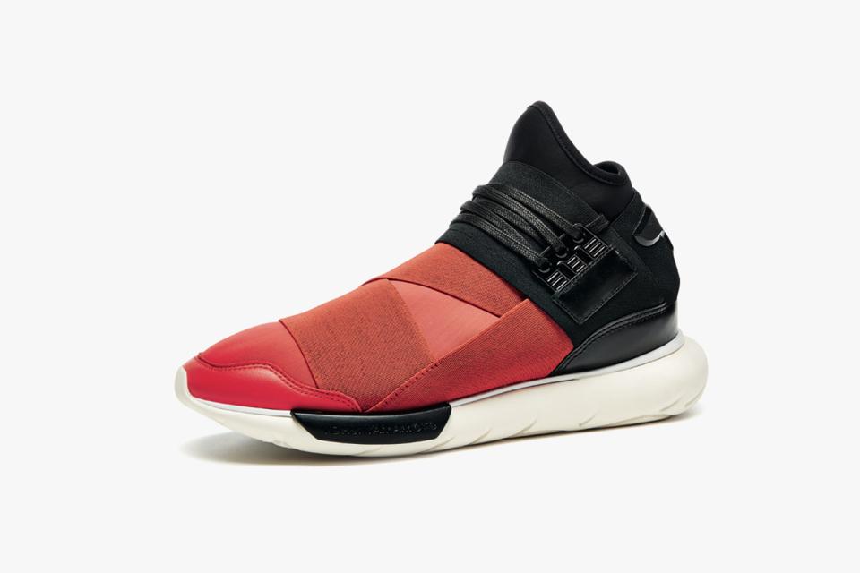 Y-3 Autumn/Winter 2015 Qasa High Sneaker