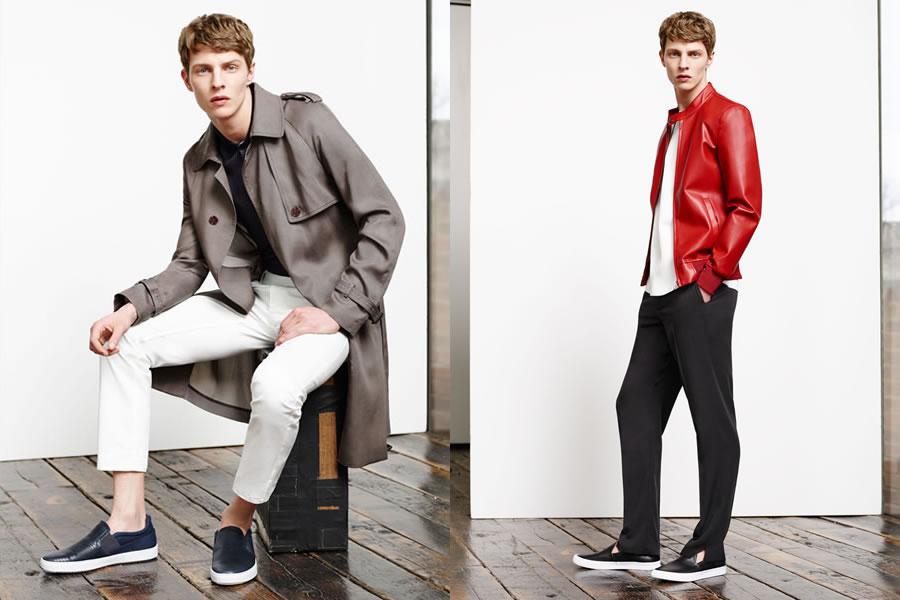 Zara Man Spring 2015 Lookbook