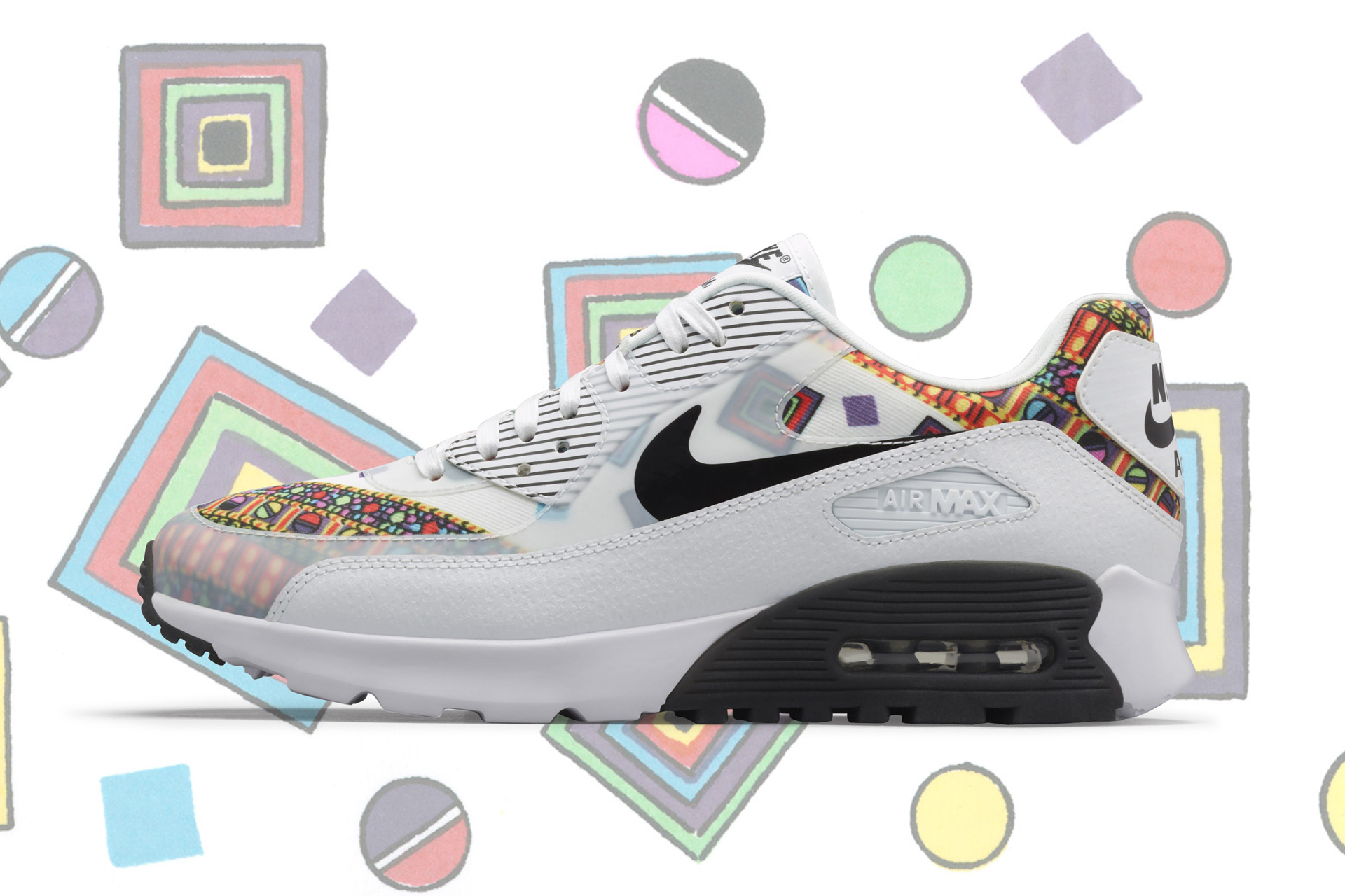 Nike x Liberty Spring/Summer 2015 Collection