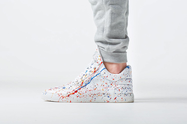 "Sneaker Watch: Filling Pieces Low Top ""Splash"""