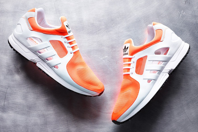 "adidas Originals EQT Racer 2.0 ""Solar Orange"""