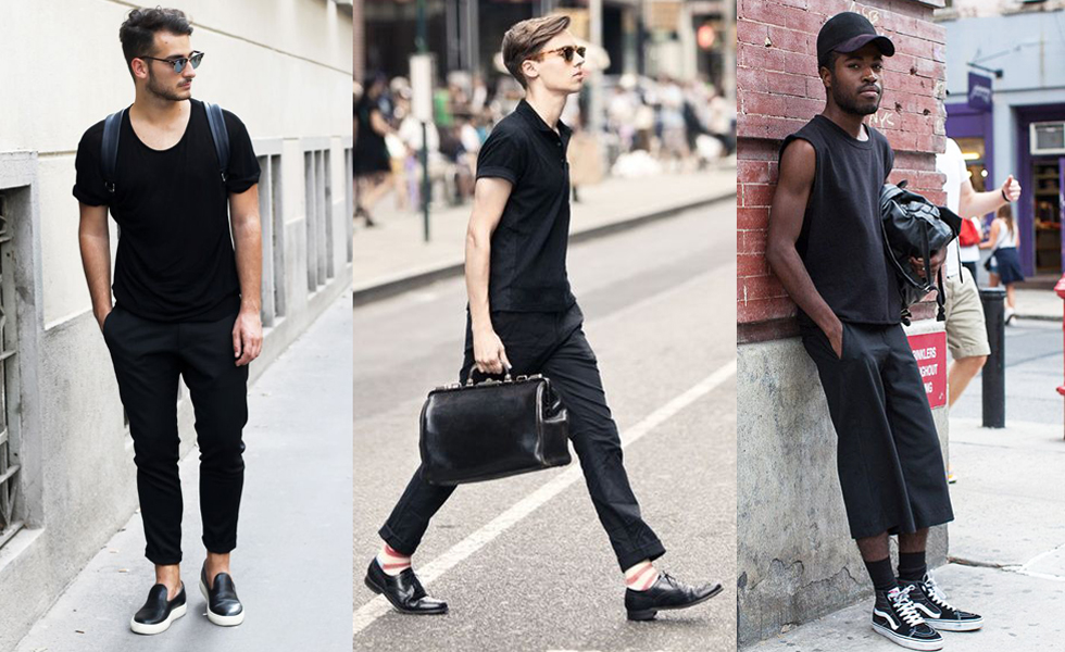 PAUSE Guide: How To Wear Black In Summer