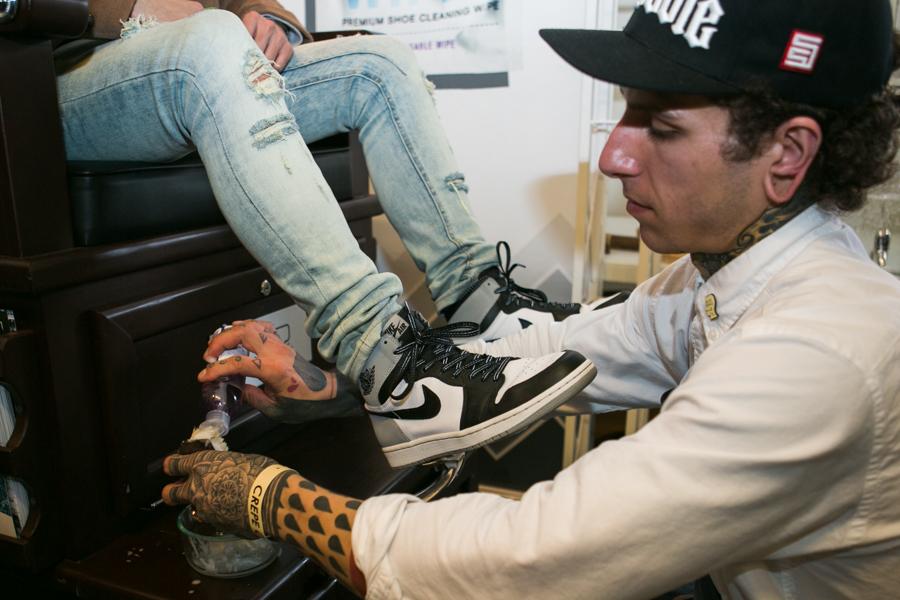 Sneaker Festival: Crepe City 13 Event 2015