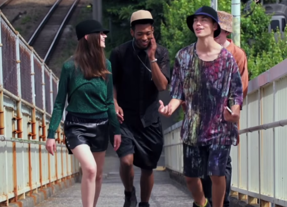 Kangol Spring/Summer 2015 Video Lookbook