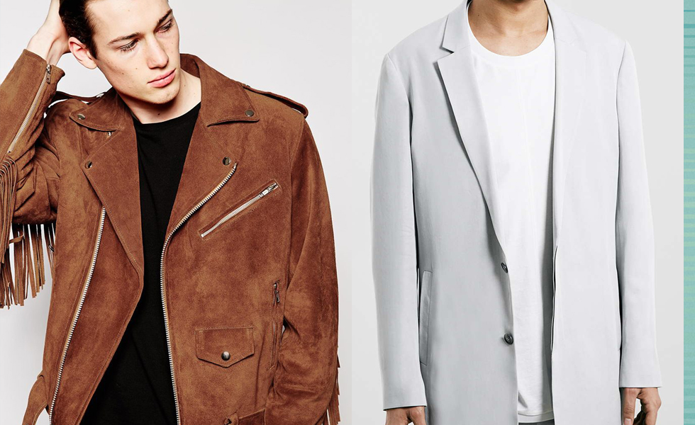 PAUSE Picks: Lightweight Jackets For Spring