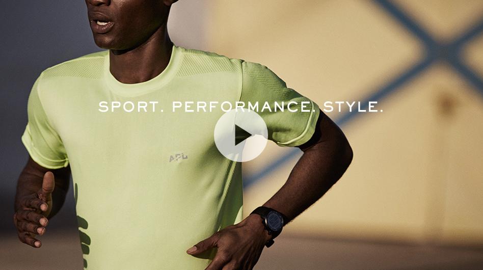 Video: MR PORTER Launches Sport e-Store