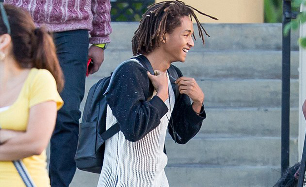 PAUSE or Skip: Jaden Smith Casually Rocks A Dress