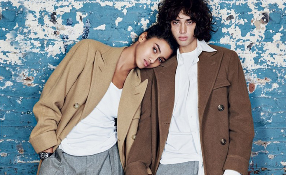 Vogue Displays Androgynous Looks for May 2015 Issue