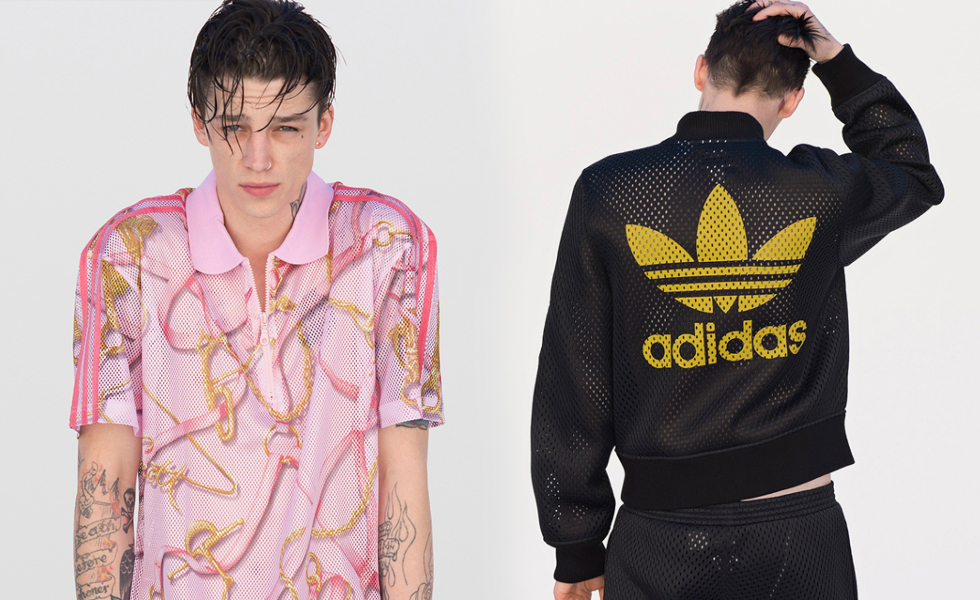 Jeremy Scott x adidas Originals SS15 Second Drop