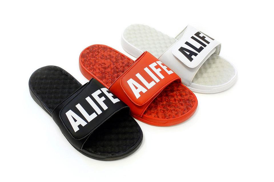 ALIFE Spring/Summer 2015 Limited Edition Slides