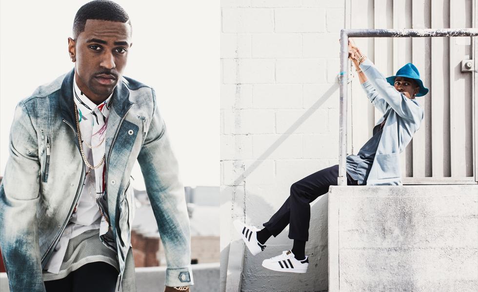 Big Sean Exclusive Editorial For Nylon Magazine