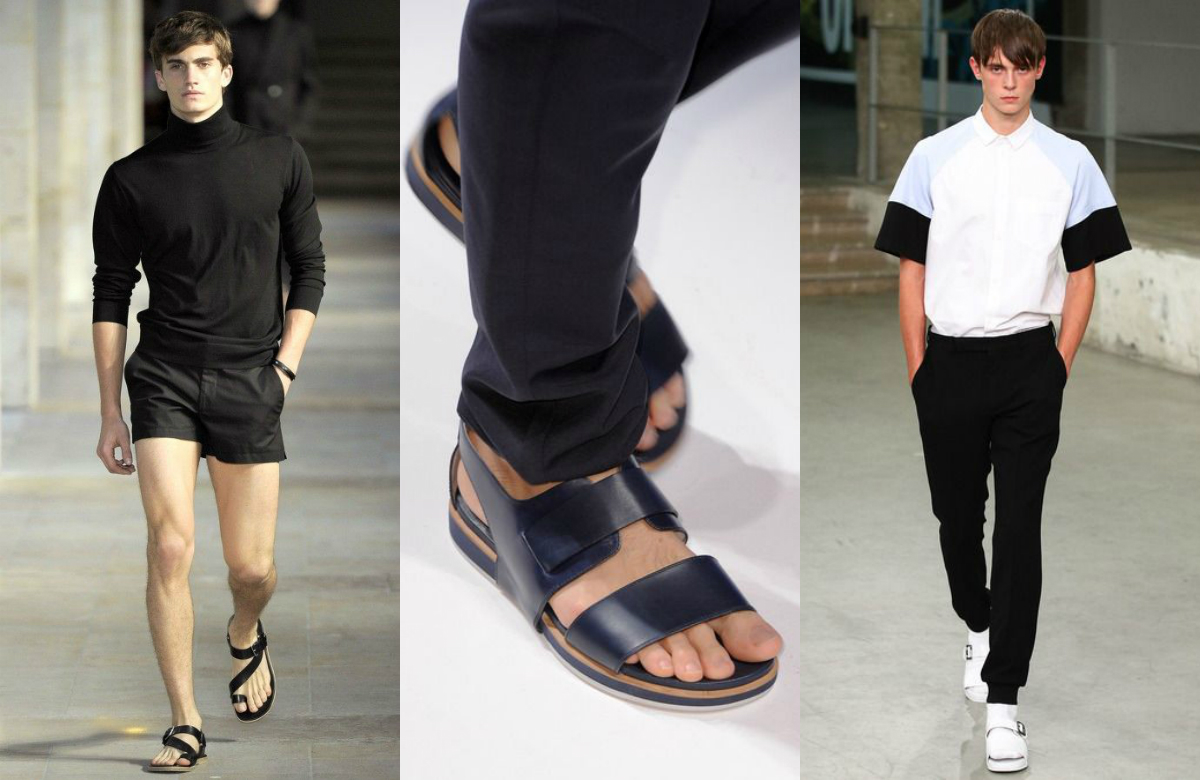 PAUSE Selects: Statement Sandals