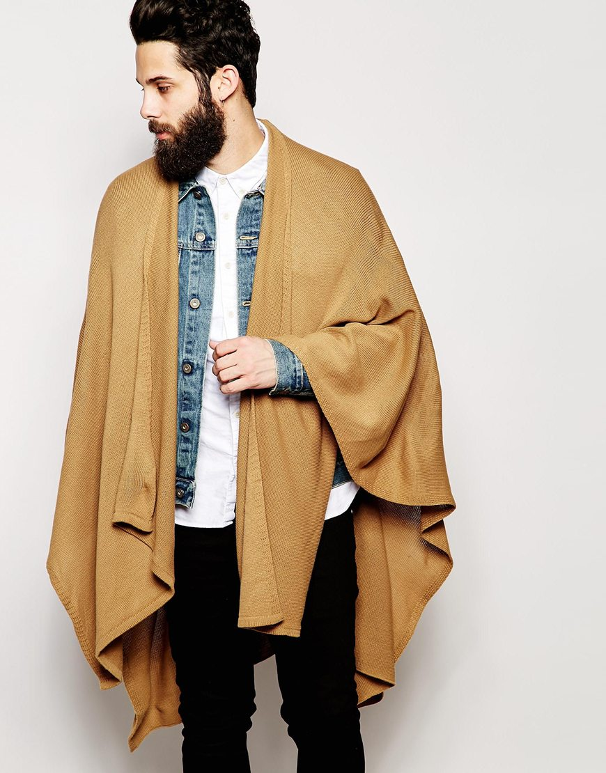 PAUSE Picks: Menswear Capes for Spring