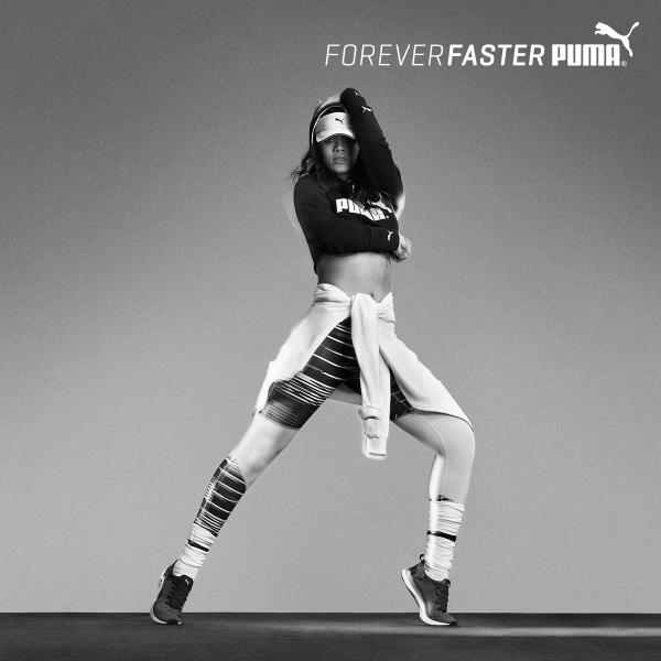 Rihanna Debuts In Her First Ad For Puma