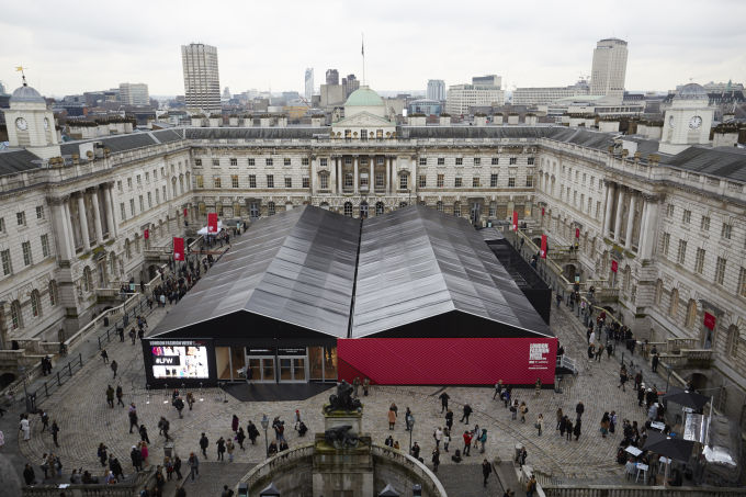 London Fashion Week Will Move From Somerset House To Soho Car Park