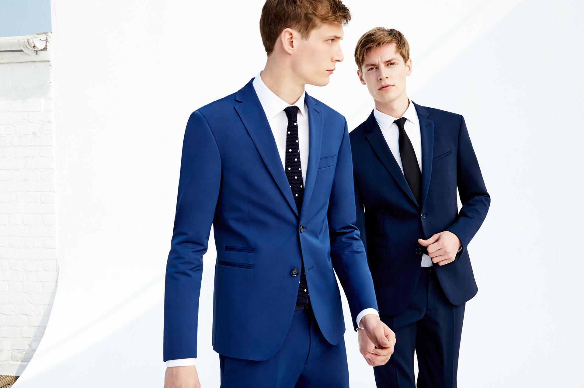 Zara MAN Lookbook: New Tailoring for Spring/Summer 2015