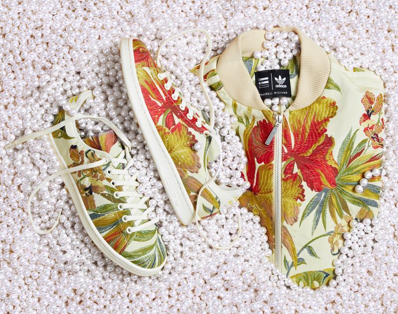 "adidas Originals x Pharrell Williams ""JACQUARD"" Pack"