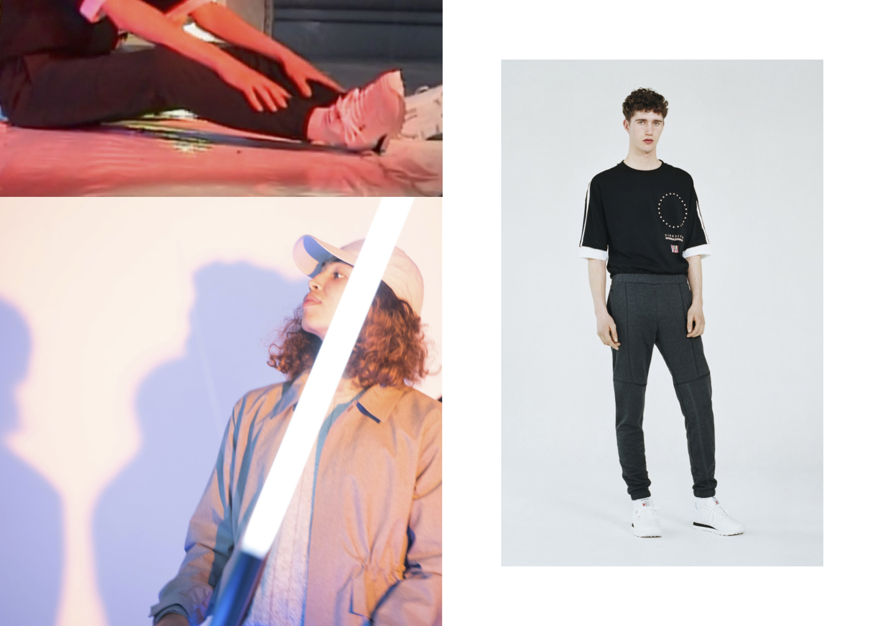 ASOS Menswear Autumn/Winter 2015 Lookbook