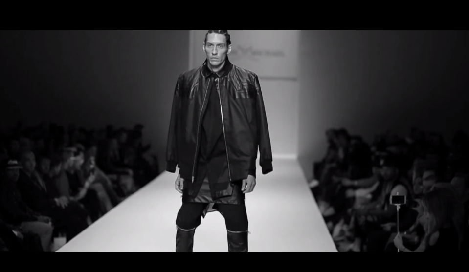 Ashton Michael AW15 Runway Show Video