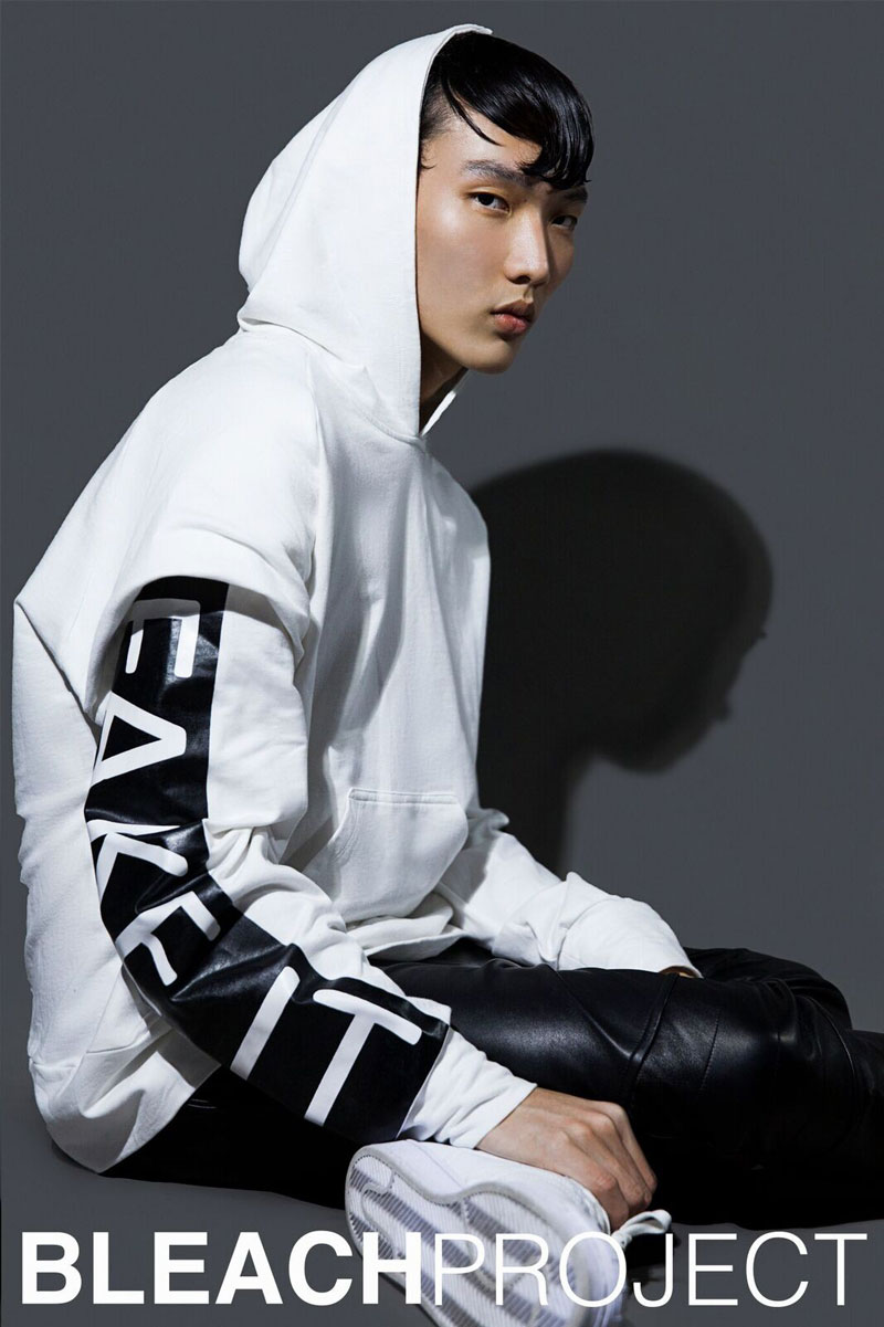 Bleach Project Fall/Winter 2015 Campaign