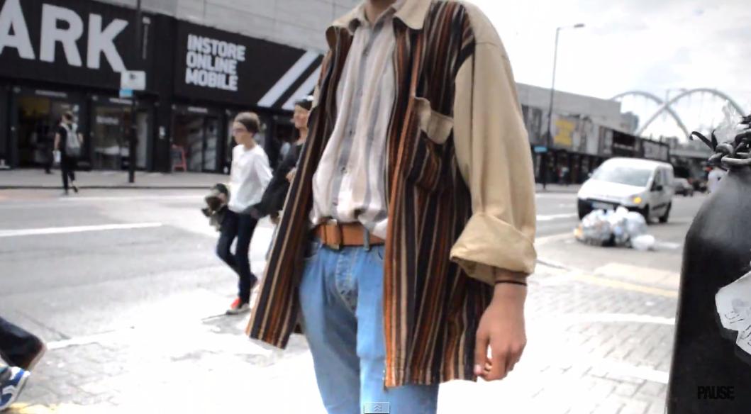 Street Style Video: Bricklane, London