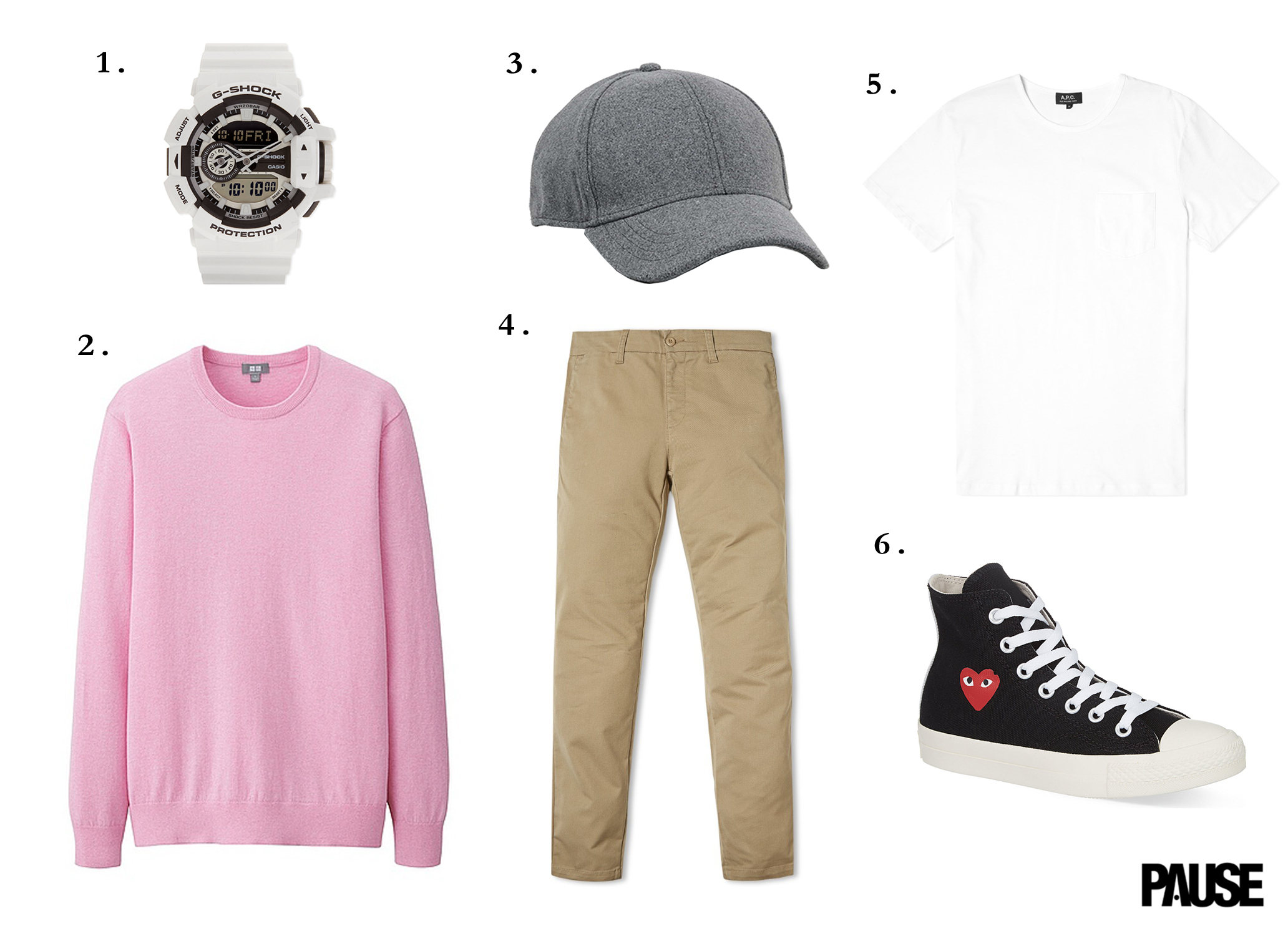 PAUSE Outfit Of The Week: Classic Youth