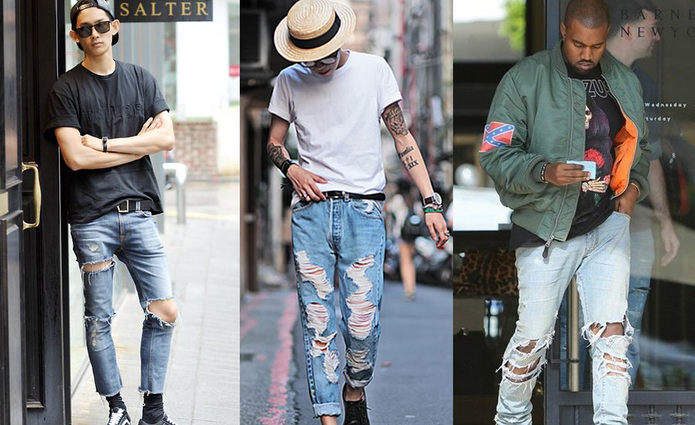 PAUSE Tips: How To Create Ripped Jeans