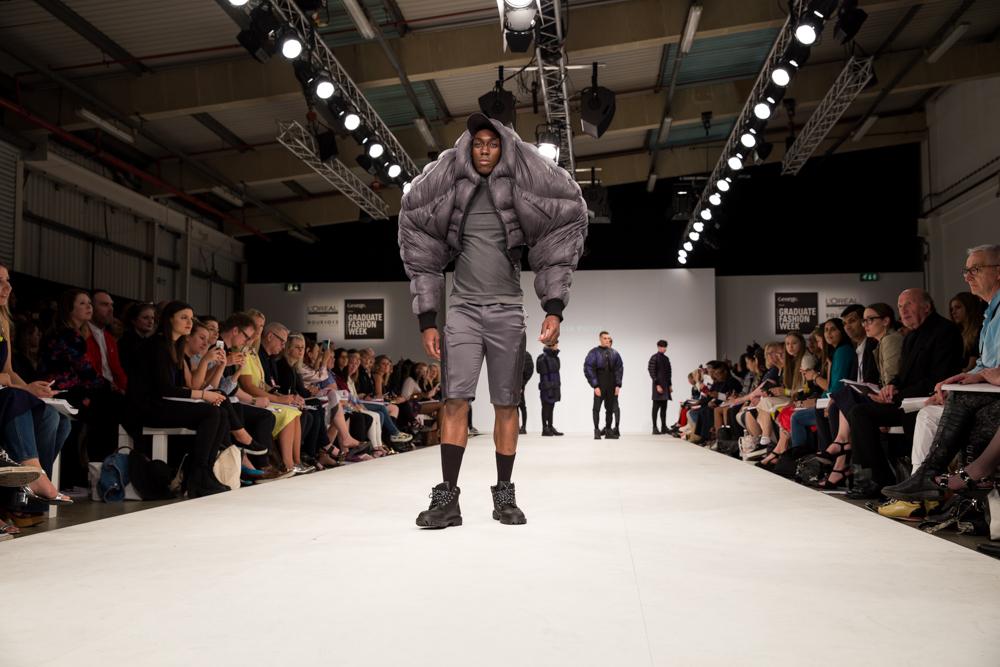 GFW: Birmingham City University 2015 Fashion Show
