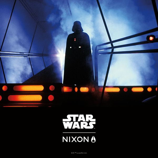Star Wars x Nixon Collaboration Announcement