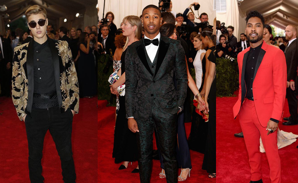 The Met Gala 2015 Menswear Round-up