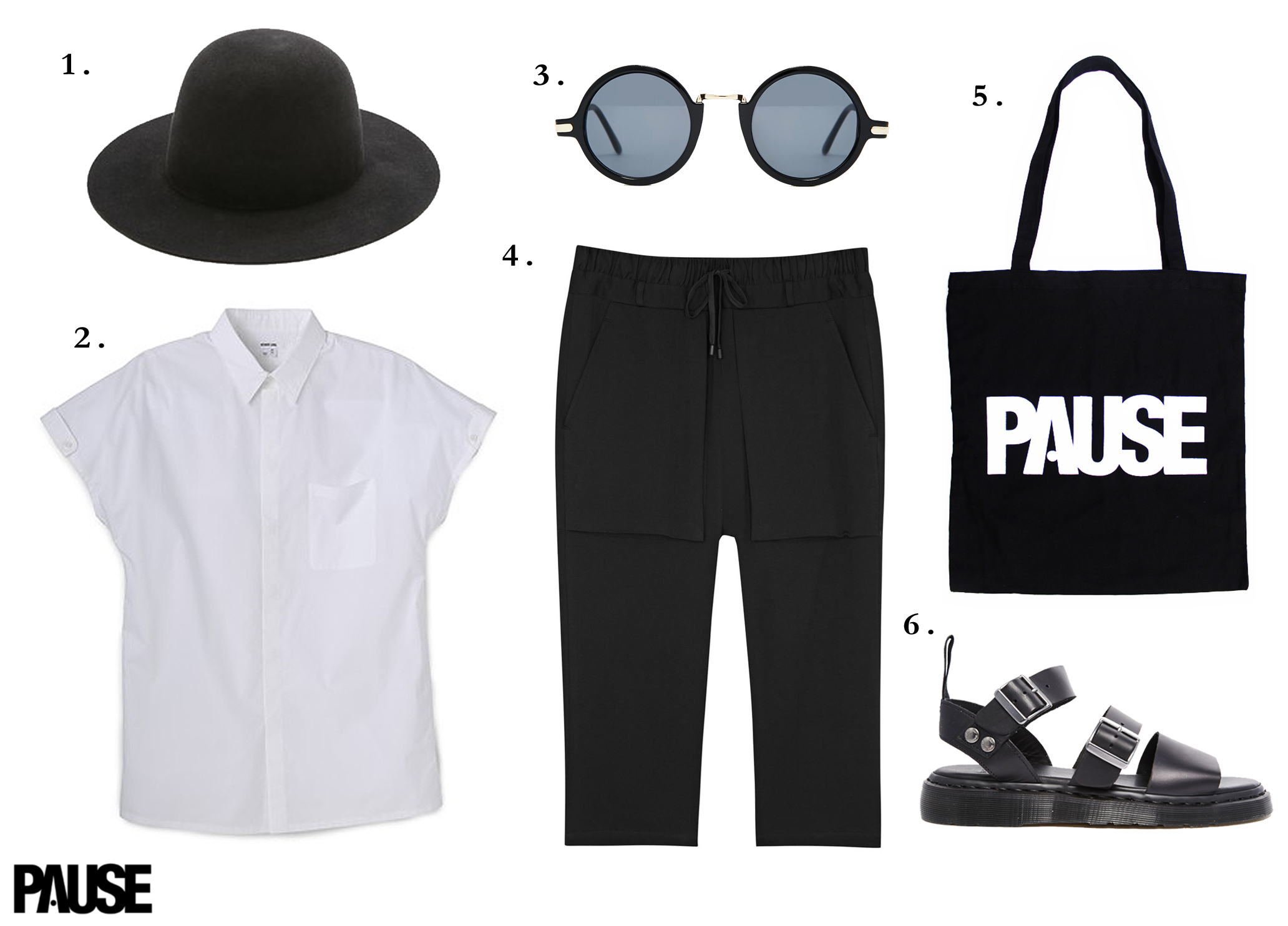 PAUSE Outfit Of The Week: Minimal