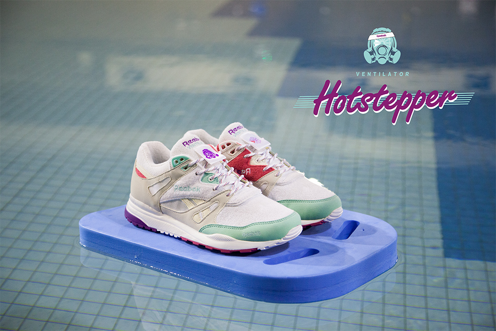 Sneaker Watch: Reebok x Footpatrol Ventilator
